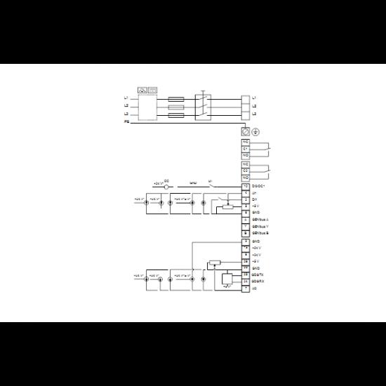 Grundfos CME15-2 A-R-A-V-AQQV (арт. 99157611) – горизонтальный многоступенчатый насос