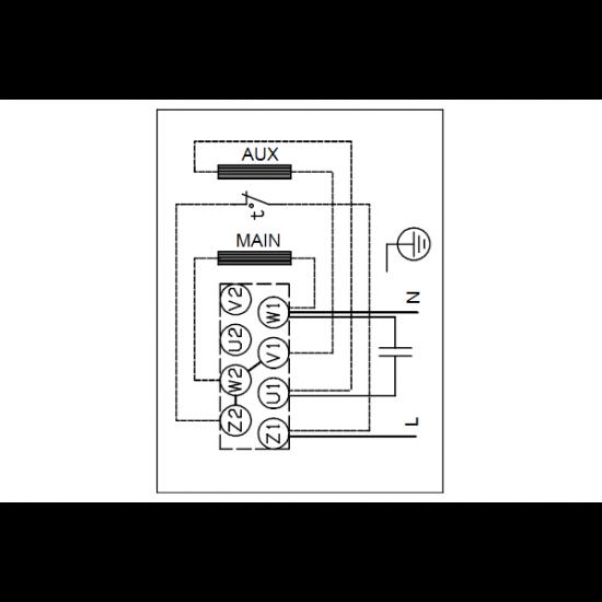 Grundfos CM5-3 A-R-A-E-AVBE (арт. 96806812) – горизонтальный многоступенчатый насос