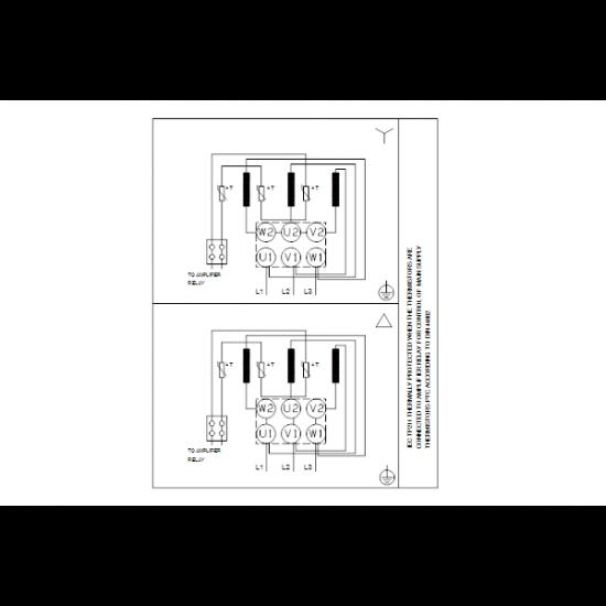 Grundfos NB 80-400/347 AF2ABQQE (арт. 99370890) – консольно-моноблочный одноступенчатый насос