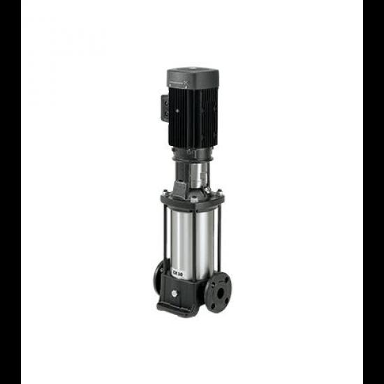 Grundfos CR 10-10 A-FJ-A-E-HQQE (арт. 96501219) – вертикальный многоступенчатый центробежный насос
