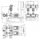 Wilo CO-2 BL 40/220-15/2/SK-FFS-S-R – насосная станция для пожаротушения