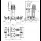 Wilo CO-2 HELIX V 2207/SK-FFS-D-EB-R (арт. 2898377) – насосная станция для пожаротушения