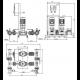 Wilo CO-2 MVI 7002/1/SK-FFS-S-R (арт. 2898453) – насосная станция для пожаротушения