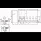 Wilo COR-3 HELIX V 3606/K/CC-EB-R (арт. 2532375) – насосная станция для водоснабжения и повышения давления воды