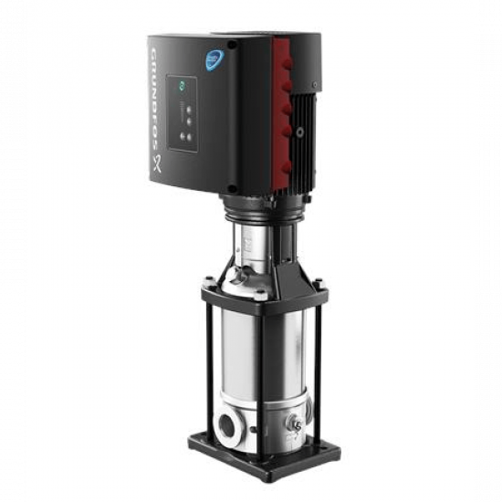 Grundfos CRE 45-4-2 N-F-A-E-HQQE (арт. 96123415) – вертикальный многоступенчатый центробежный насос