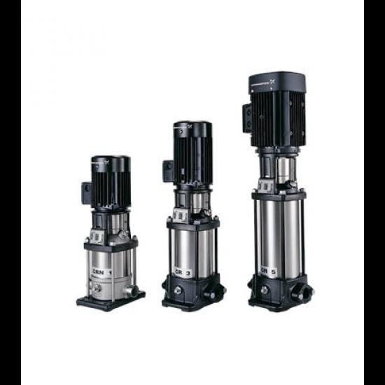 Grundfos CR 1-7 A-FGJ-A-E-HQQE (арт. 96537543) – вертикальный многоступенчатый центробежный насос