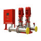Grundfos HYDRO MX 1/1 2CR45-5 (арт. 98592525) – насосная станция пожаротушения