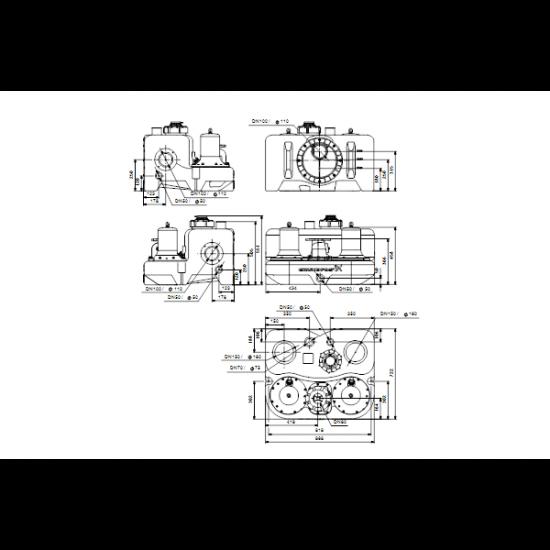 Grundfos Multilift MD.32.3.2 (арт. 97901092) – канализационная насосная станция