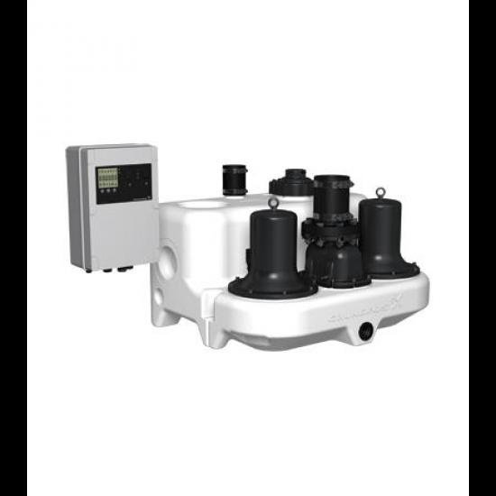 Grundfos Multilift MD.12.1.4 (арт. 97901096) – канализационная насосная станция