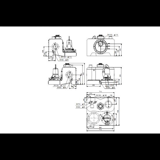 Grundfos Multilift MOG.15.3.2 (арт. 97901128) – канализационная насосная станция
