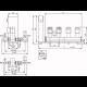 Wilo Smart 4 HELIX EXCEL 414 - насосная станция для водоснабжения и повышения давления воды (арт. 2537639)