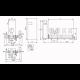 Wilo Smart 4 HELIX V 1611 - насосная станция для водоснабжения и повышения давления воды (арт. 2787509)