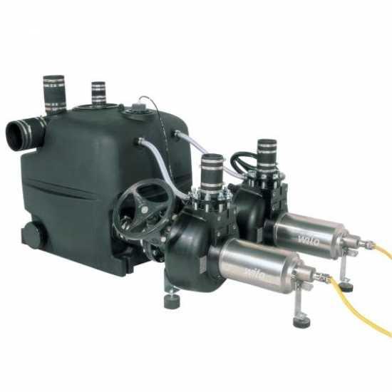 Дренажная напорная установка WILO DRAINLIFT XXL 1080-2/7,0 (арт. 2509036)