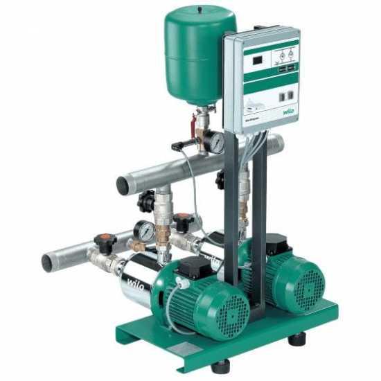 Wilo COR-3 MHI 802/SKw-EB-R (арт. 2897327) – насосная станция для водоснабжения и повышения давления воды