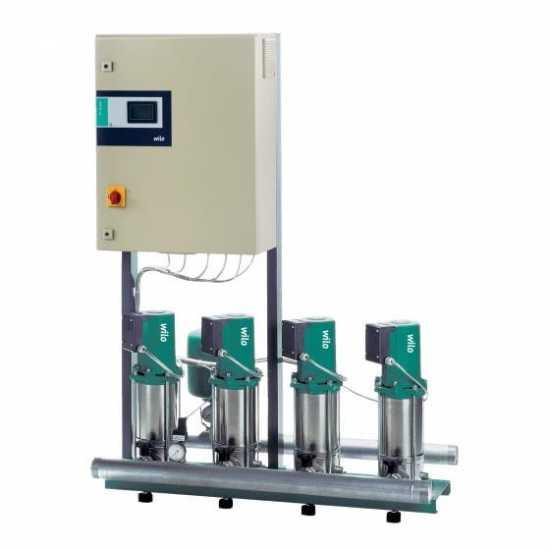 Wilo COR-6 MVIS 803/SKw-EB-R (арт. 2787146) – насосная станция для водоснабжения и повышения давления воды