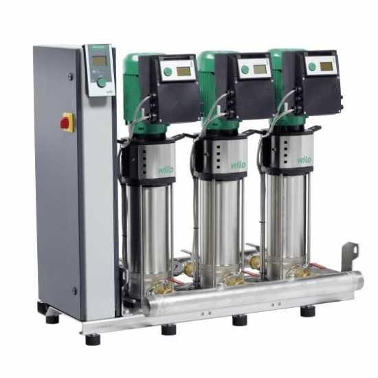Wilo Smart 3 HELIX VE 2203 - насосная станция для водоснабжения и повышения давления воды (арт. 2450225)