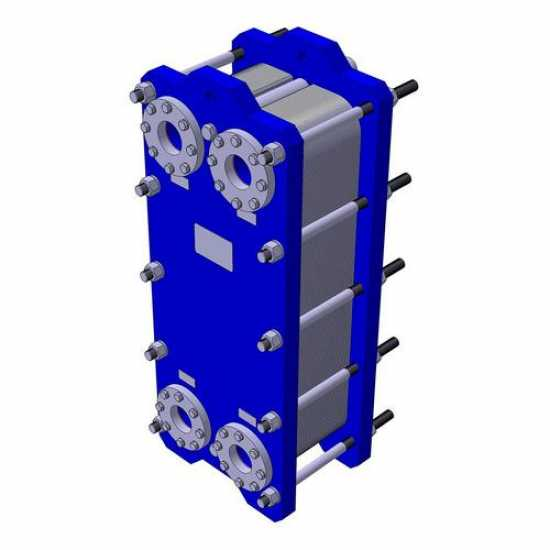 Аппарат теплообменный пластинчатый разборный КС 34